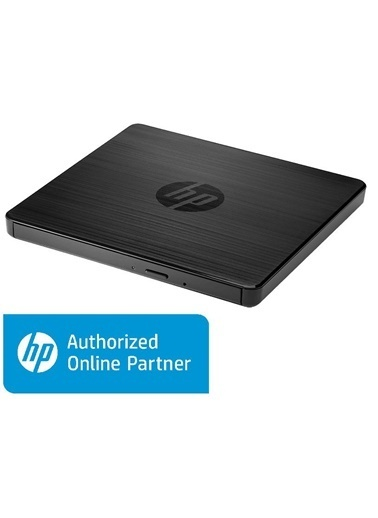 HP HP F6V97AA USB Harici DVD+RW Sürücü Renkli